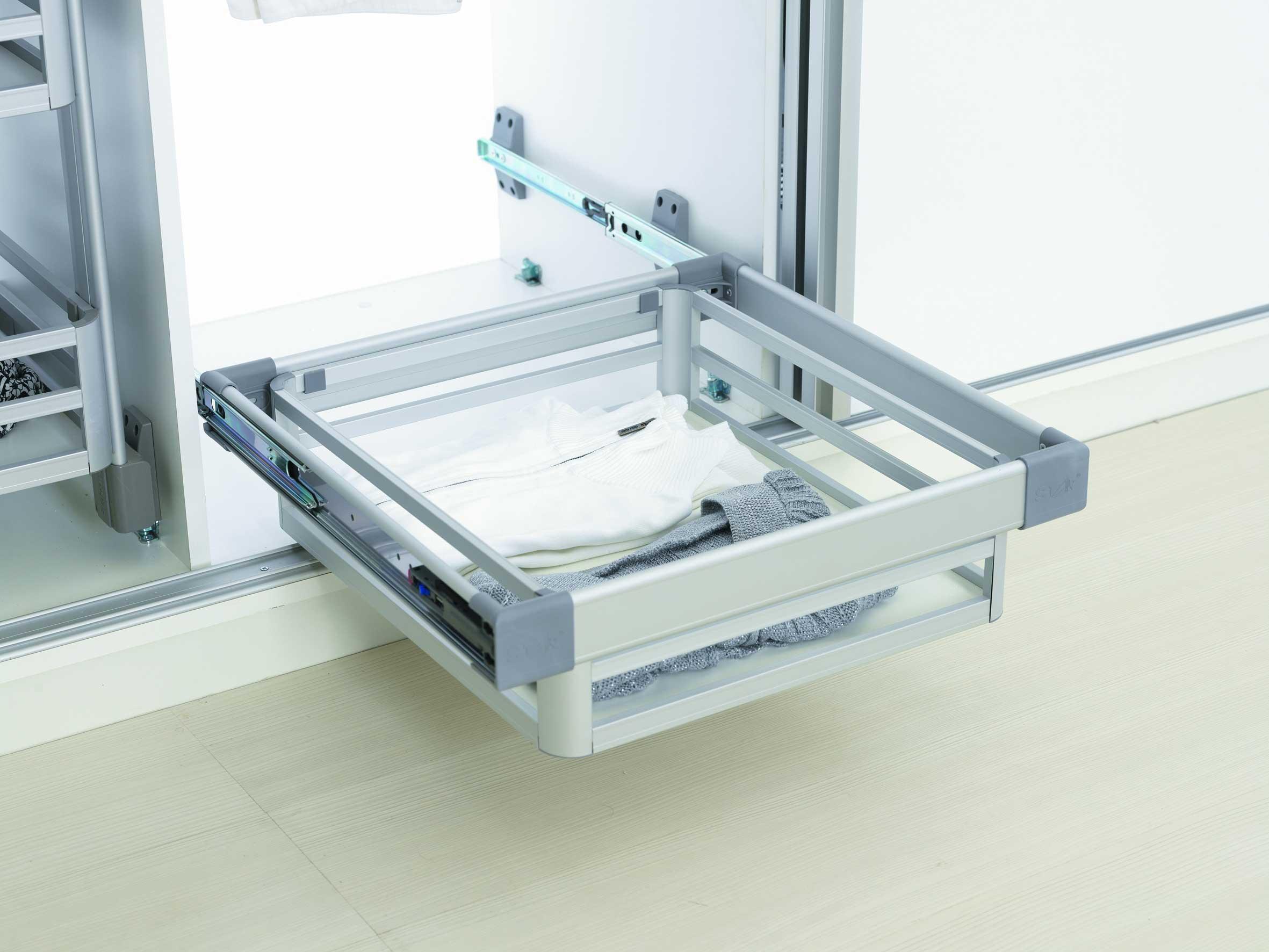 Ящик starax для белья выдвижной 800мм (750-780х520х160) с до.
