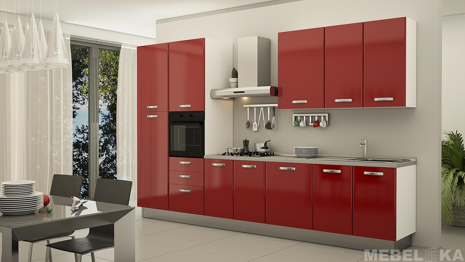 Cucine Ikea Prezzi. Cucine A Pezzi Separati Cucine Ad Angolo Moderne  #812F29 1600 900 Cucine Shabby Chic Mondo Convenienza